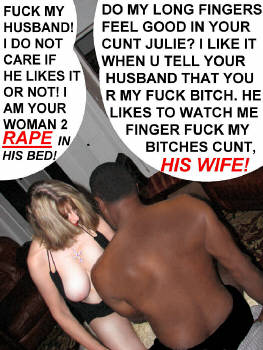 Fuck my bitch whore wife